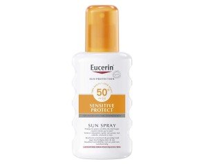 Eucerin Sun Protezione Solare SPF50+ Spray Corpo Pelli Sensibili 200 ml