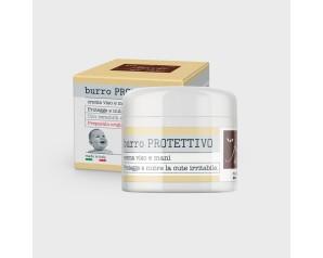 Artsana Fiocchi di Riso Burro Protettivo Nutriente  Idratante Viso e Mani 30 ml