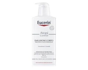 Eucerin Atopicontrol Emulsione Corpo Emolliente Lenitiva Pelli Atopiche Sensibili 400 ml