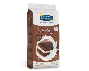 Eufarma Linea Senza Glutine Piaceri Mediterranei Merende Mordimix Cacao 4 X 45 g