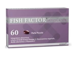 Alfasigma Fish Factor Articolazioni  Integratore Alimentare 60 Perle