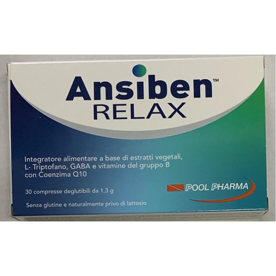 ANSIBEN RELAX 30CPR