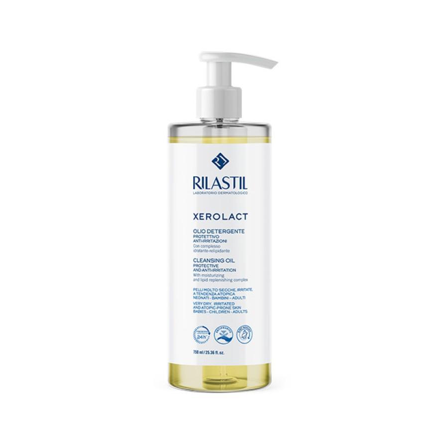 Ist.ganassini Rilastil Xerolact Olio Detergente 750 Ml