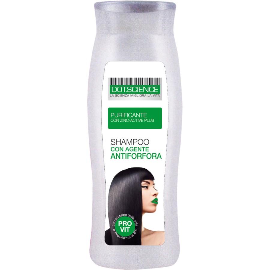 Compagnia Invest.orient. Dot Science Shampoo Antiforfora Purificante 300ml