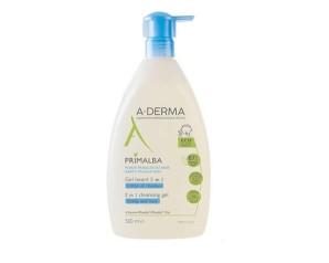 A-Derma Primalba Gel Lavante Detergente Bambini 500 ml