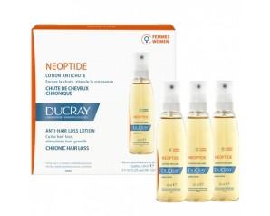 Ducray Neoptide Lozione Capelli Donna Anti Caduta 3 x 30ml