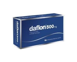 DAFLON*120CPR RIV 500MG