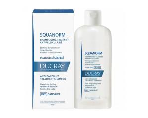 Squanorm Shampoo Trattante Antiforfora Forfora Secca 200 Ml