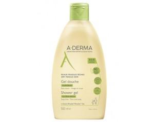 A-Derma Les Indispensables Gel Douche Latte D'Avena Gel Doccia Surgras 500 ml