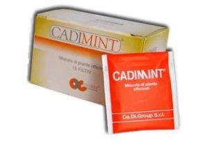 Ca.Di. Group Cadimint Integratore Alimentare 15 Filtri da 3g