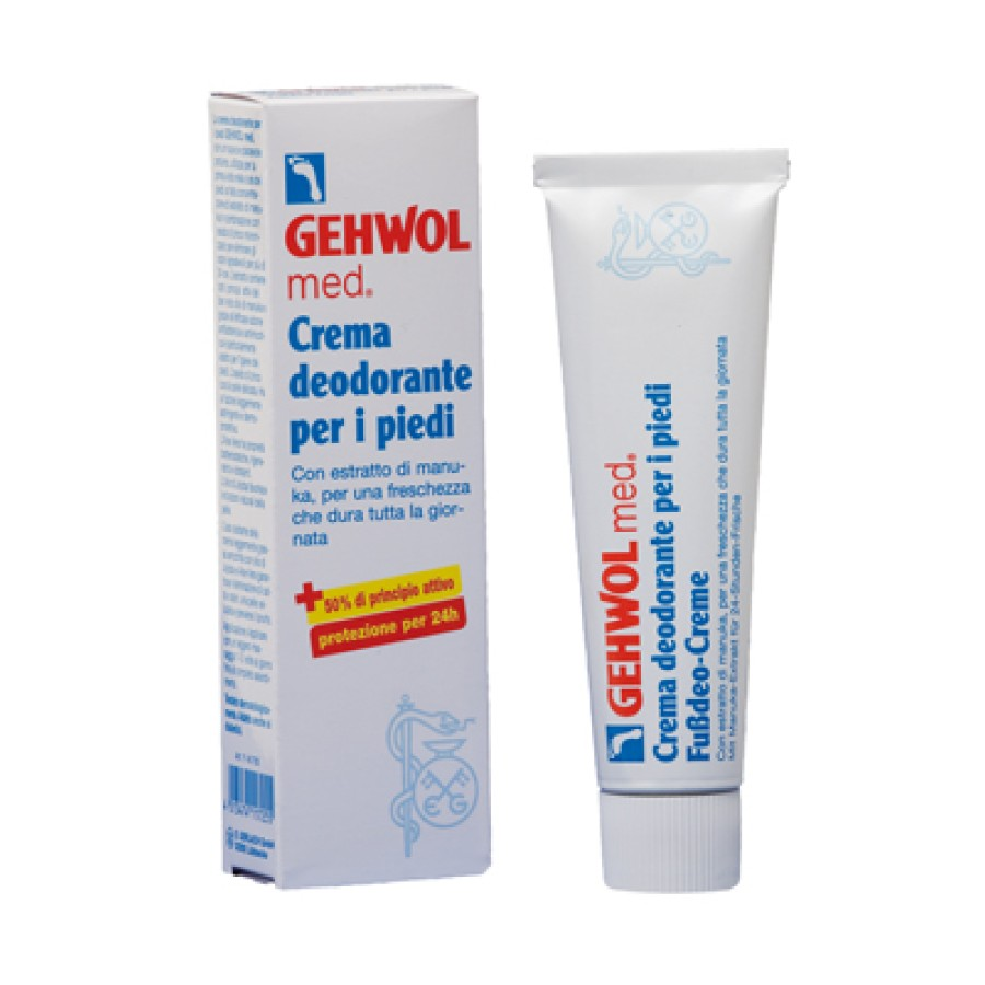 Gehwol Crema Deodorante Piedi 75ml