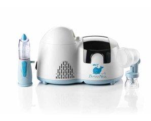 Bimboneb  Elettromedicali Dispositivo per Aerosol per Adulti e Bambini