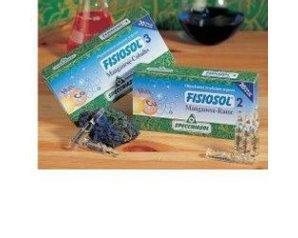 Specchiasol Fisiosol 1 MN Manganese 20 Fiale 2 ml