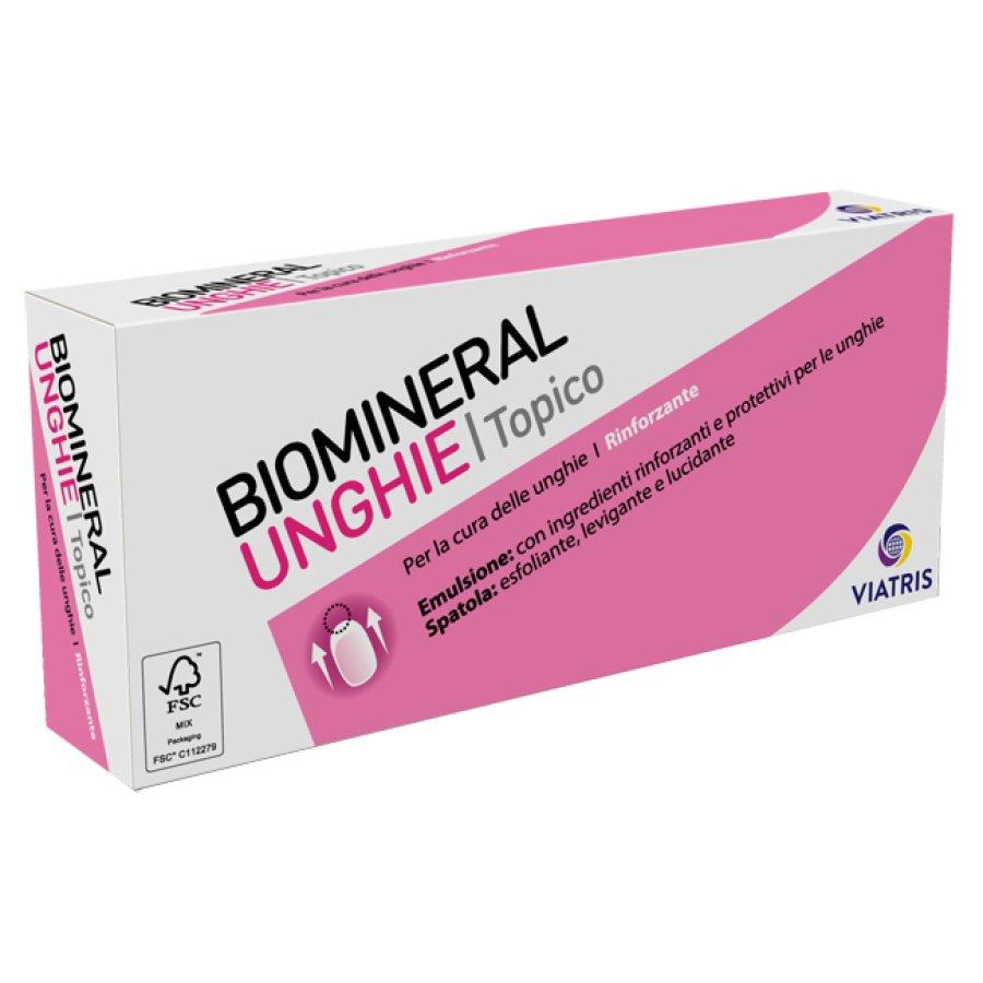 Biomineral Unghie Topico Per Tutti I Tipi Di Pelle 20 ml