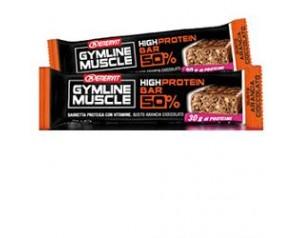 Enervit Gymline Muscle High Protein Bar 50% Barretta Proteica
