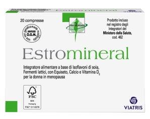 Estromineral  Menopausa Classico Integratore Alimentare 20 Compresse