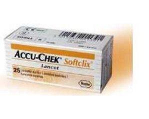Accu-Chek  SoftClix 200 Lancette Pungidito Glicemia