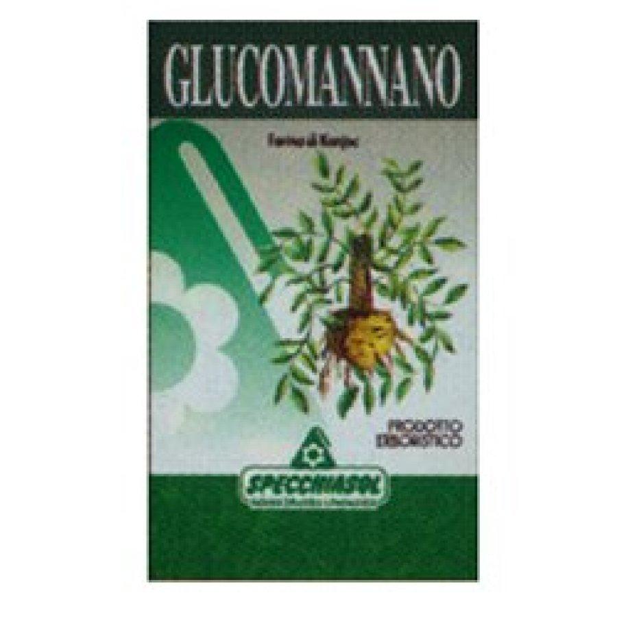 Specchiasol Glucomannano Erbe Integratore Alimentare 80 Capsule