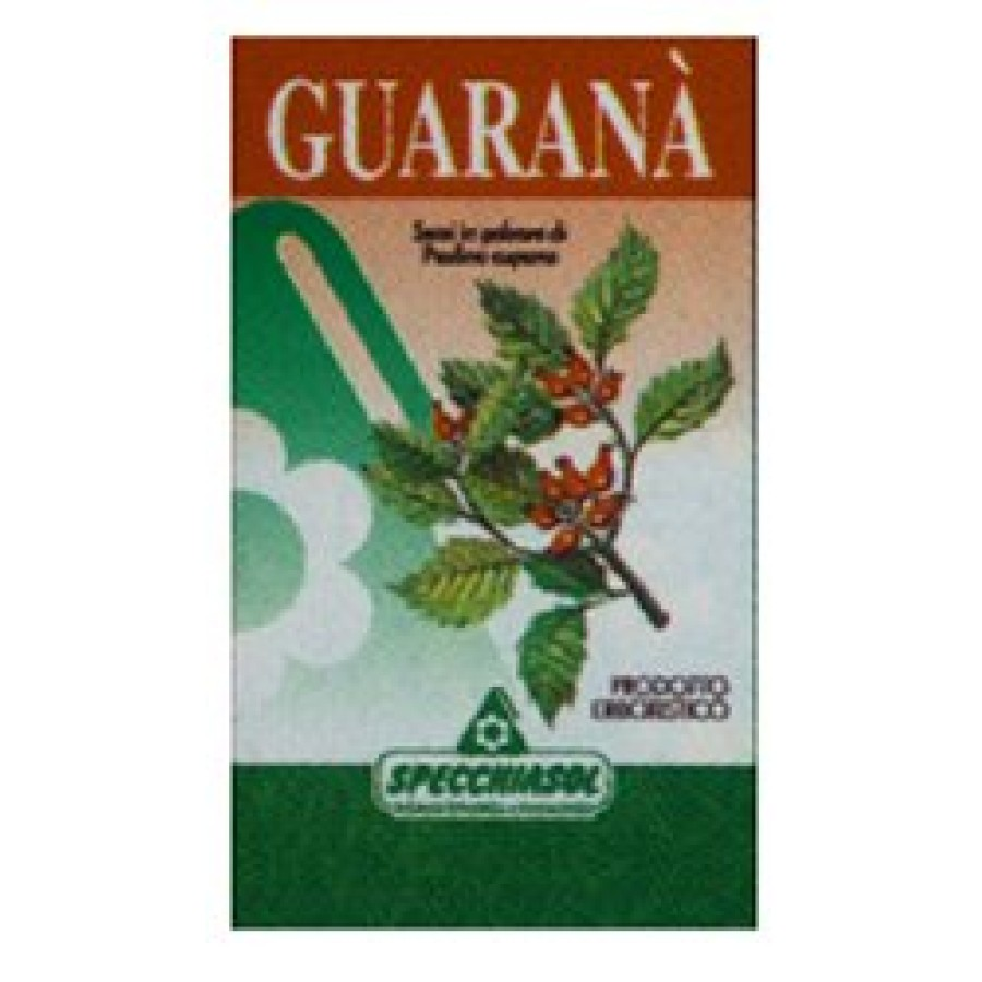Specchiasol Guarana Erbe Integratore Alimentare 80 Capsule
