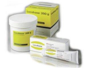 Astellas Pharma Locobase Lipocrema 350 Grammi