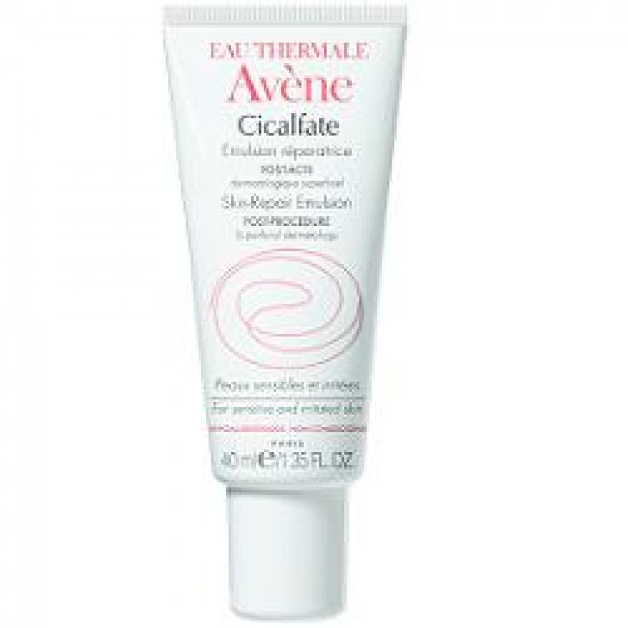 Avene Cicalfate Post-Acta Emulsione Ristrutturante Lenitiva 40 ml