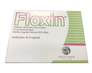 Pierre Fabre Pharma Floxin 8 Capsule