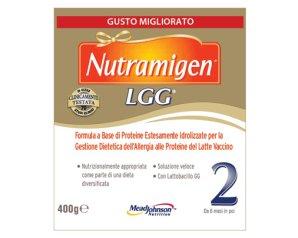 NUTRAMIGEN 2 LGG POLVERE 400G