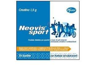 Pfizer Italia Neovis Sport 30 Bustine