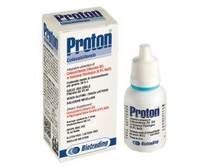 Biotrading Proton Gocce Integratore Alimentare Flacone da 15 ml