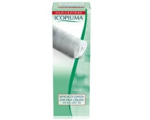 Desa Pharma Icopiuma Benda Orlata 20 5x10 Cm 1 Pezzo