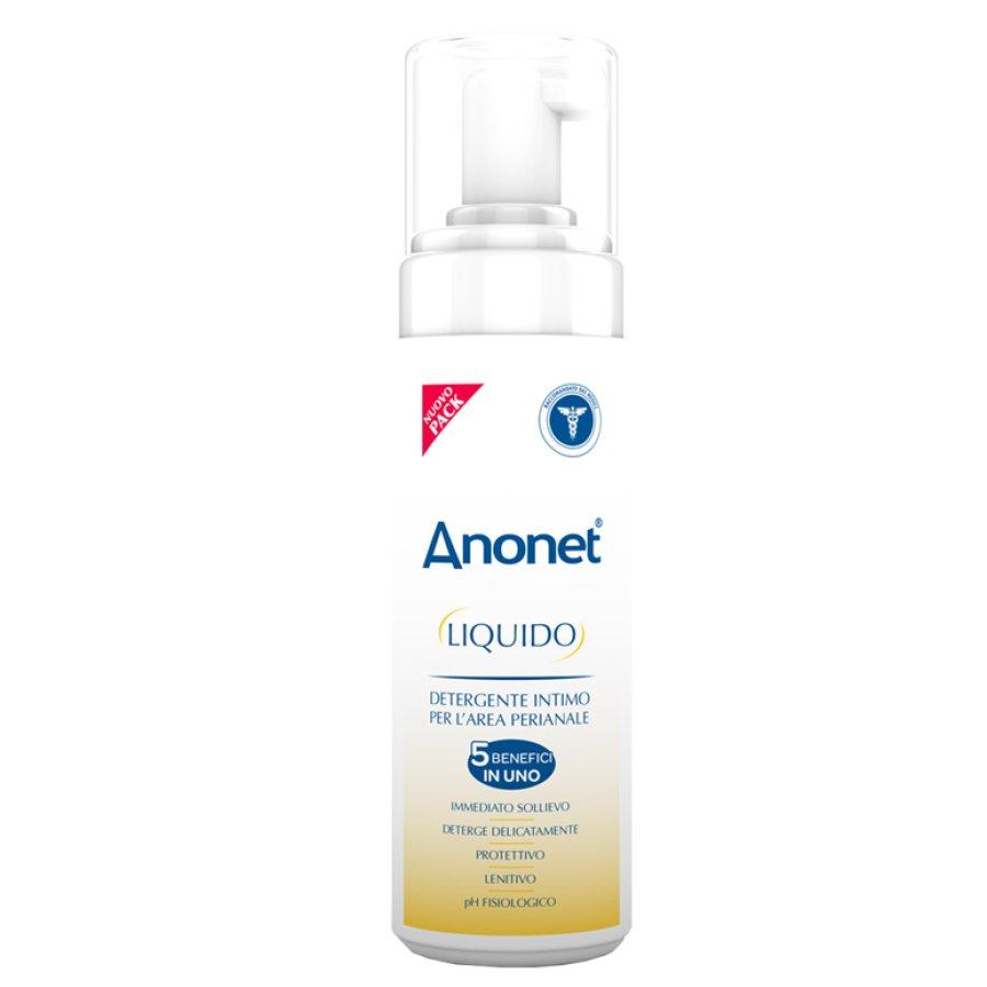 Uniderm Farmaceutici Anonet Liquido Promo 150 Ml
