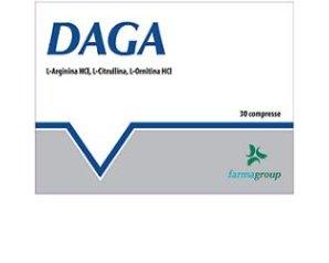 Farma Group Daga 30 Compresse