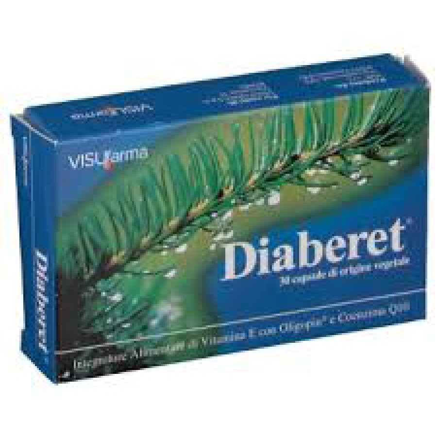 Visufarma Diaberet Integratore Alimentare 30 Capsule