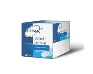 TENA WASH Glove C/Barr.
