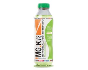 MGK VIS  Sali Minerali Energy Drink Limone Integratore Alimentare 500 ml