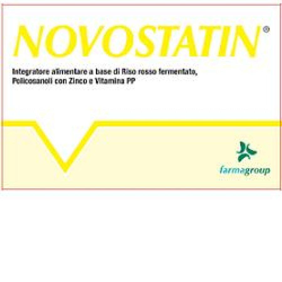 Farma Group Novostatin 20 Compresse