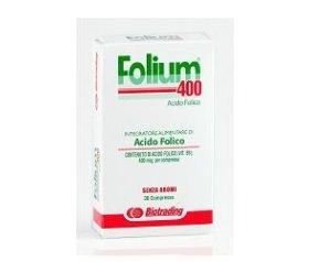 Biotrading  Unipersonale Folium Compresse 400 30 Compresse