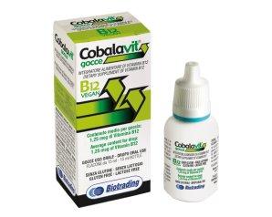 Biotrading Cobalavit Gocce B12 Integratore Alimentare 15 ml
