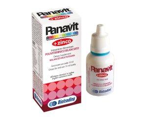 Biotrading Panavit Gocce Integratore Alimentare 15 ml