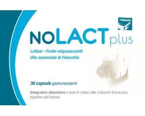 GEpharma Nolact Plus Integratore Alimentare 30 Capsule