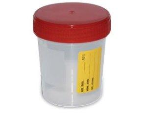 Corman Contenitore Urina Con Tappo Medipresteril Capacita' 120ml