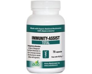 A.v.d. Reform Immune Assist Total 70 Capsule Flacone 53,9 G