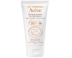 Avene Eau Thermale Avene Crema Schermo Minerale 50+ 50 Ml