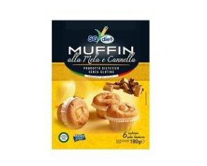 SG DIET Muffin Mela/Cann.180g