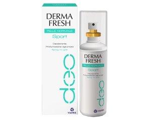 Dermafresh  Sport Pelli Normali Spray no Gas 100 ml