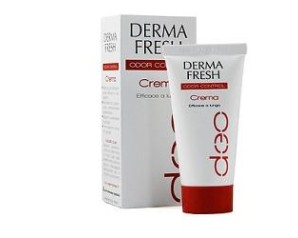 Dermafresh  Odor Control Efficace a Lungo Crema 30 ml