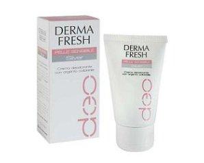 Dermafresh Pelle Sensibile - Silver 40 ml