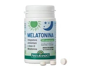 Naturando Melatonina 120 Compresse
