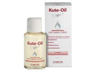 PoolPharma  Pelle Kute-Oil Repair Trattamento Viso Mani Corpo 60 ml