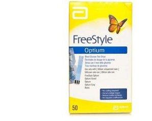 Abbott Freestyle Optium 50 Strisce Reattive Glicemia
